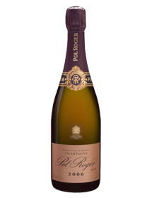 Champagne Pol Roger Rosé Millésimé 2006