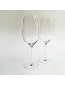 Verre gravé In Vino Veritas 370 ml