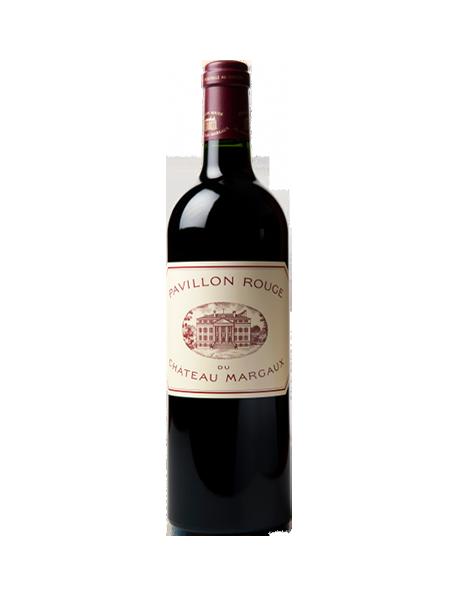 Pavilon Rouge Margaux second vin de Château Margaux 1981