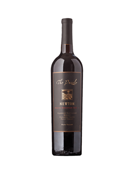 Newton The Puzzle Cabernet-Sauvignon Spring Mountain Napa Valley USA Rouge 2012