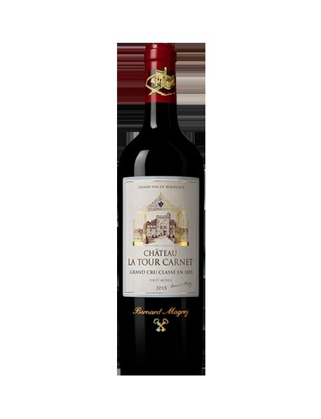 Château La Tour Carnet 4ème Grand Cru Classé Haut-Médoc Rouge 1996
