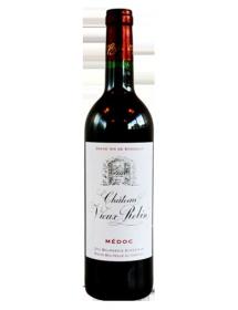 Château Vieux Robin Bois de Lunier Médoc Cru Bourgeois Rouge 2000