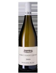 Domaine Dujac Morey-Saint-Denis Blanc 2009 - Carton d'origine de 6 bouteilles