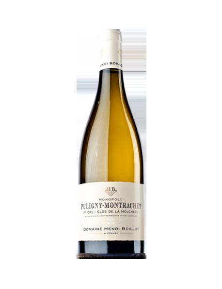 Domaine Henri Boillot Puligny-Montrachet 1er Cru Clos de la Mouchère 2013 Magnum