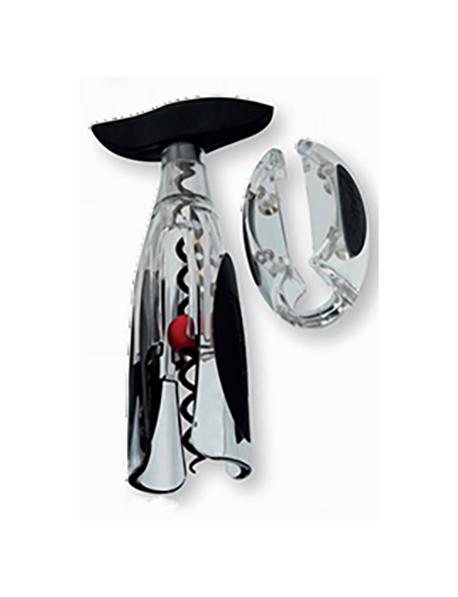 Tire-bouchon Screwpull Le Creuset Cristal GS200 avec coupe-capsule