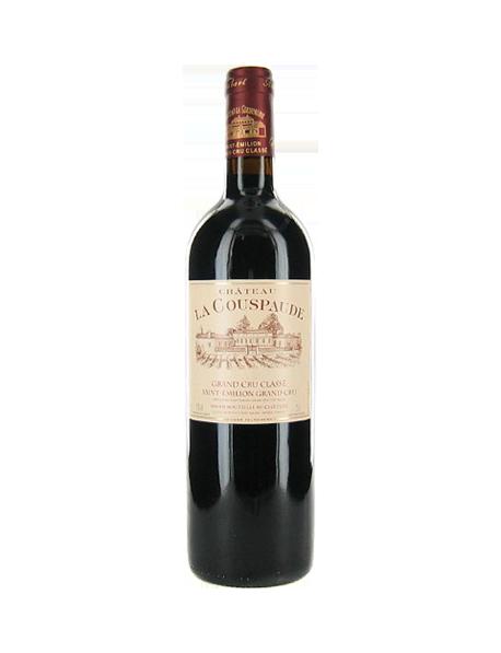 Château La Couspaude Saint-Emilion Grand Cru Classé 2005 - Caisse Bois d'origine de 12 bouteilles