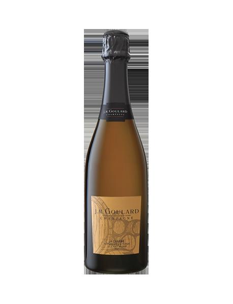 Champagne JM Goulard La Charme Blanc de noirs