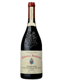 Château de Beaucastel Châteauneuf-du-Pape Rouge 1998 - Caisse Bois d'origine de 6 bouteilles
