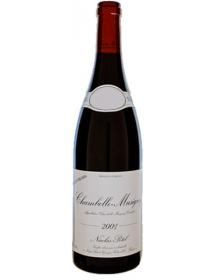 Nicolas Potel Chambolle-Musigny Villages Vieilles Vignes 2001