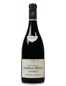 Frédéric Magnien Chambolle Musigny Les Charmes 1er Cru Rouge 2009