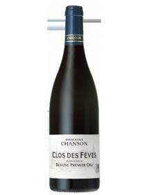 Domaine Chanson Beaune Clos des Fèves 1er Cru Monopole Rouge 1997