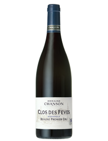 Domaine Chanson Beaune Clos des Fèves 1er Cru Monopole Rouge 1996