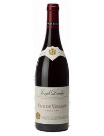 Domaine Joseph Drouhin Clos de Vougeot 2012 - Caisse Bois d'origine de 3 bouteilles