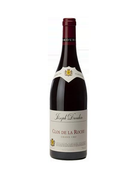 Domaine Joseph Drouhin Clos de la Roche 2012 - Caisse Bois d'origine de 6 bouteilles