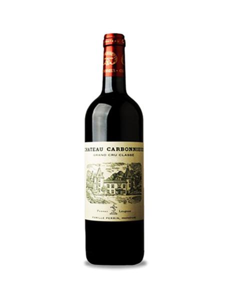 Château Carbonnieux Grand Cru Classé de Graves Rouge 2010
