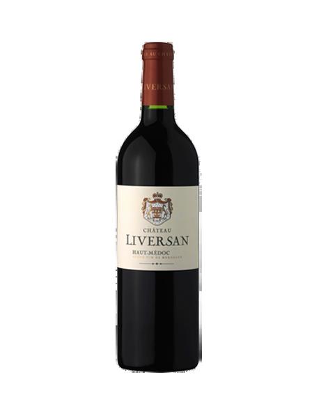 Château Liversan Haut-Médoc Cru Bourgeois Rouge 2000Impériale6 litres - Caisse Bois d'origine d'1 Impériale