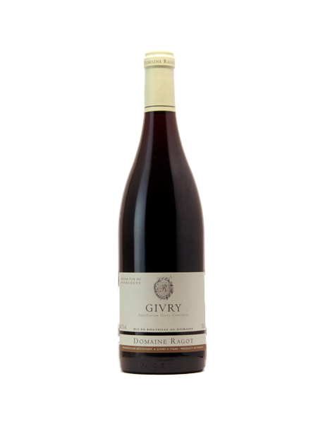 Domaine Ragot Givry Villages Rouge 2014