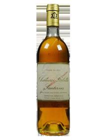 Château Gilette Sauternes Blanc Liquoreux 1947