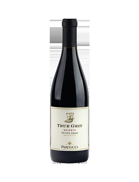 Parducci Wines True Grit Petite Syrah Mendocino Calfornie USA Rouge 2013