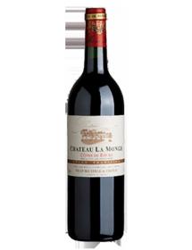 Château La Monge Côtes de Bourg  Rouge 2009