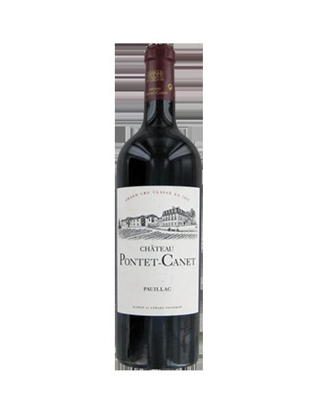 Château Pontet Canet Pauillac 5ème Grand Cru Classé 1988