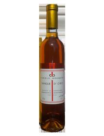 Carole Bouquet Sangue d'Oro Muscat Passito di Pantelleria Blanc Liquoreux 2012 1/2 bouteille