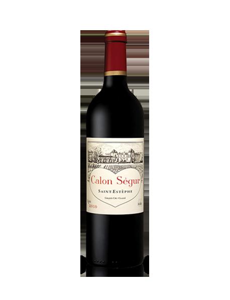 Château Calon-Ségur Saint-Estèphe 3ème Grand Cru Classé Rouge 1990