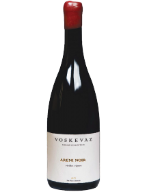 Voskevaz Karasi Collection Areni Vieilles Vignes Rouge 2015
