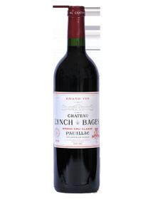 Château Lynch-Bages Pauillac 5ème Grand Cru Classé Rouge 1982