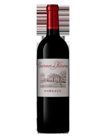 Les Charmes de Kirwan Margaux Second vin de Château Kirwan Rouge 2014