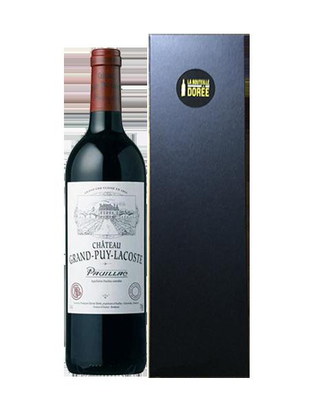 Coffret vin 1987 Anniversaire Bordeaux Pauillac Grand Cru Classé