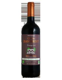 Bordeaux BIO Château Jeandebout 2016 en coffret cadeau vin