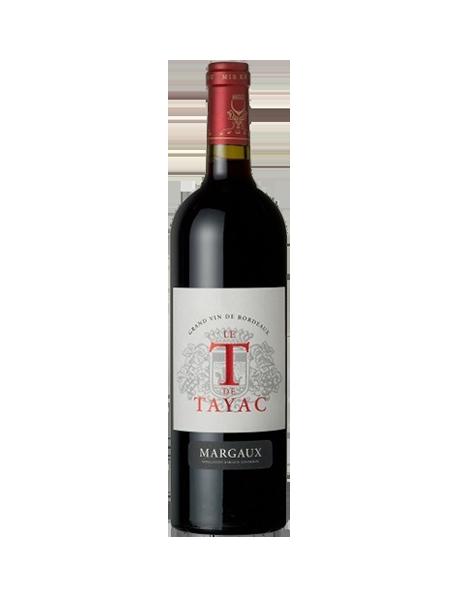 T de Château Tayac Margaux Rouge 2012