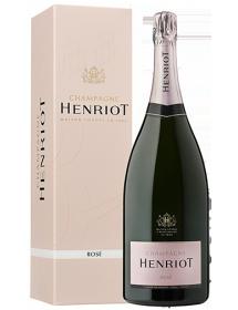 Champagne Henriot Brut Rosé - Avec étui