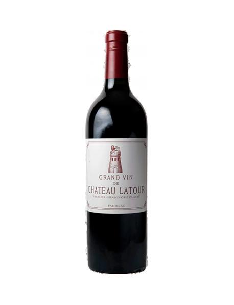 Château Latour 1er Grand Cru Classé Pauillac Rouge 1984 Magnum