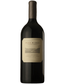Pine Ridge Cabernet-Sauvignon Stags Leap District Napa Valley USA Rouge 2013