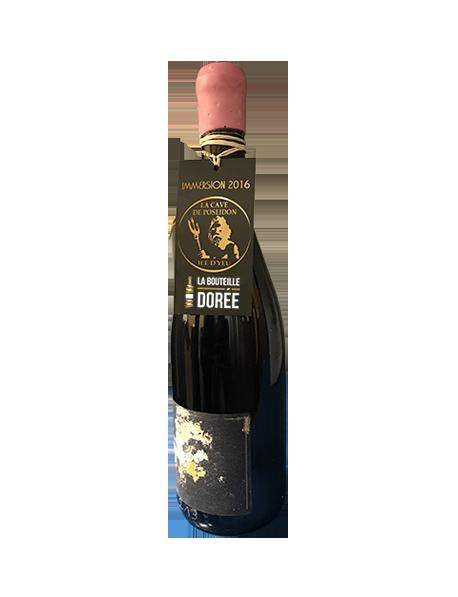 Coffret vin vieilli en mer Pomerol