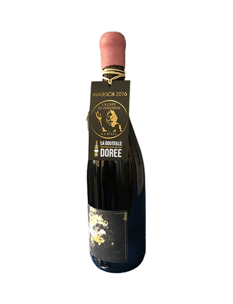 Coffret vin vieilli en mer Cornas