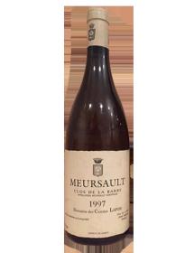 Domaine des Comtes Lafon Meursault Clos de la Barre 1er Cru 1997