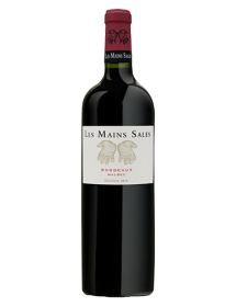 Les Mains Sales Bordeaux Malbec 2011
