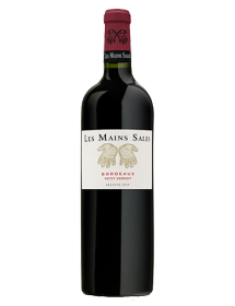 Les Mains Sales Bordeaux Petit Verdot 2011