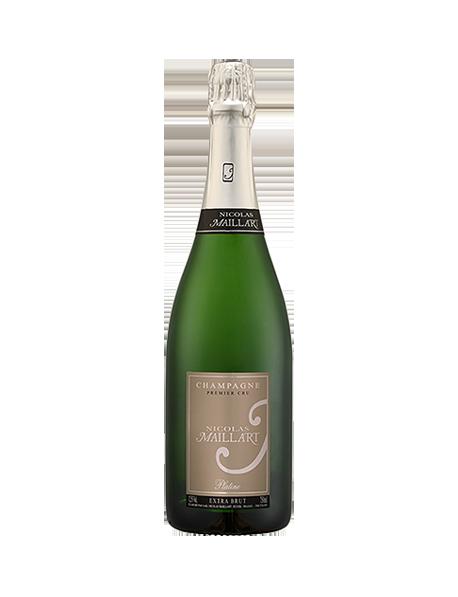 Champagne Nicolas Maillart Extra-Brut Platine 1er Cru