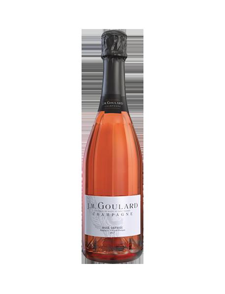 Champagne J.M. Goulard Brut Rosé Orphise