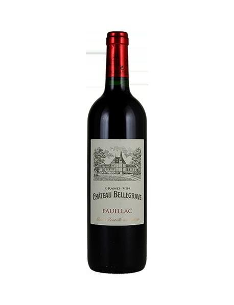Château Bellegrave Pauillac Cru Bourgeois Rouge 2013