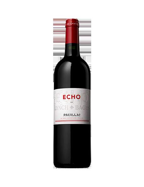 Echo de Lynch-Bages Pauillac Rouge 2013