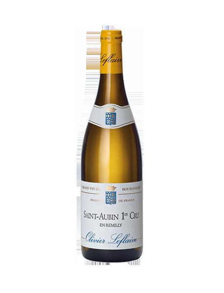 Domaine Olivier Leflaive Saint-Aubin 1er Cru En Remilly Blanc 2015