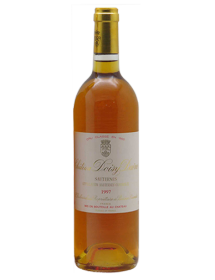 Château Doisy-Daëne Barsac 2ème Cru Classé Blanc liquoreux 1997