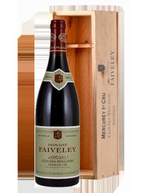 Domaine Faiveley Mercurey 1er Cru Clos des Myglands Monopole Rouge 2016 Mathusalem 6 litres - Caisse Bois d'origine