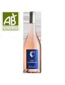 Corbières Rosé BIO Cuvée Minuit 2014 du Domaine de La Cendrillon