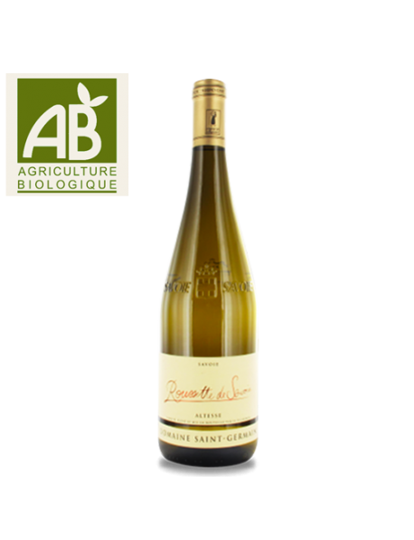 Domaine Saint-Germain Roussette Altesse 2013